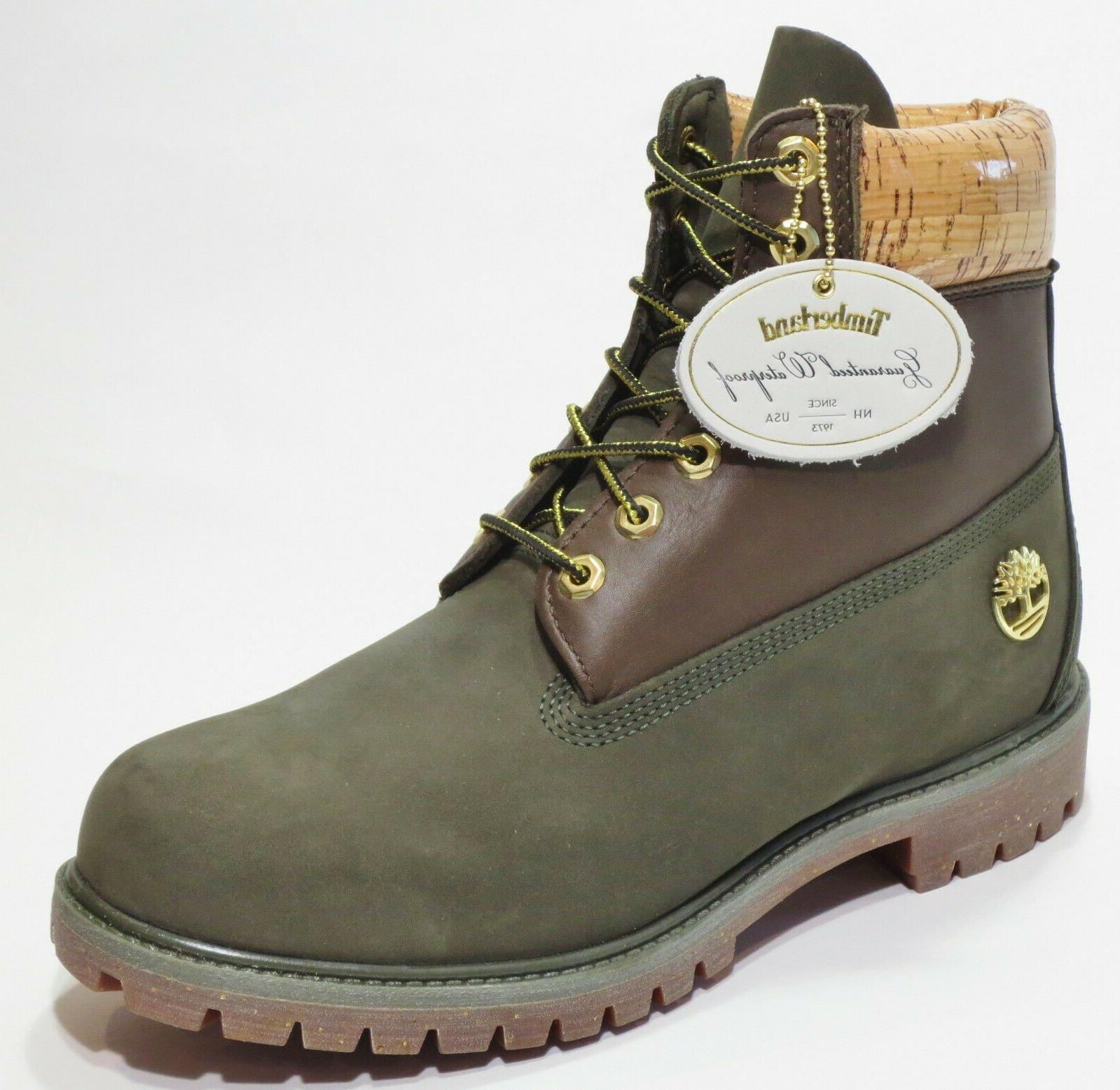 Timberland inch Boots Dark Green