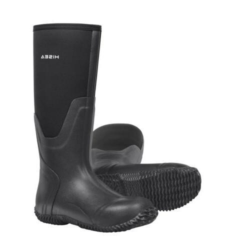 HISEA Neoprene Boots Insulated Outdoor Muck Hunting