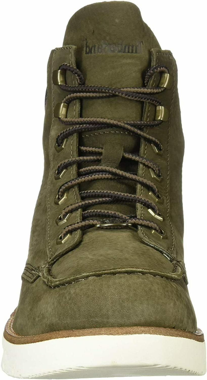 Timberland Men's MTCR MOC TOE lightweight Olive 0A27WN 901