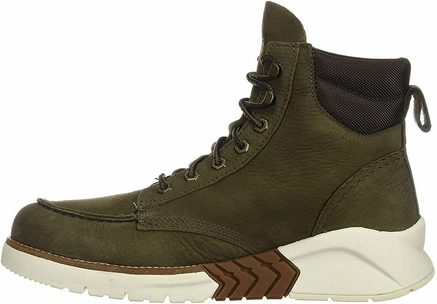 Timberland Men's Shoes MOC lightweight Boots Olive 901