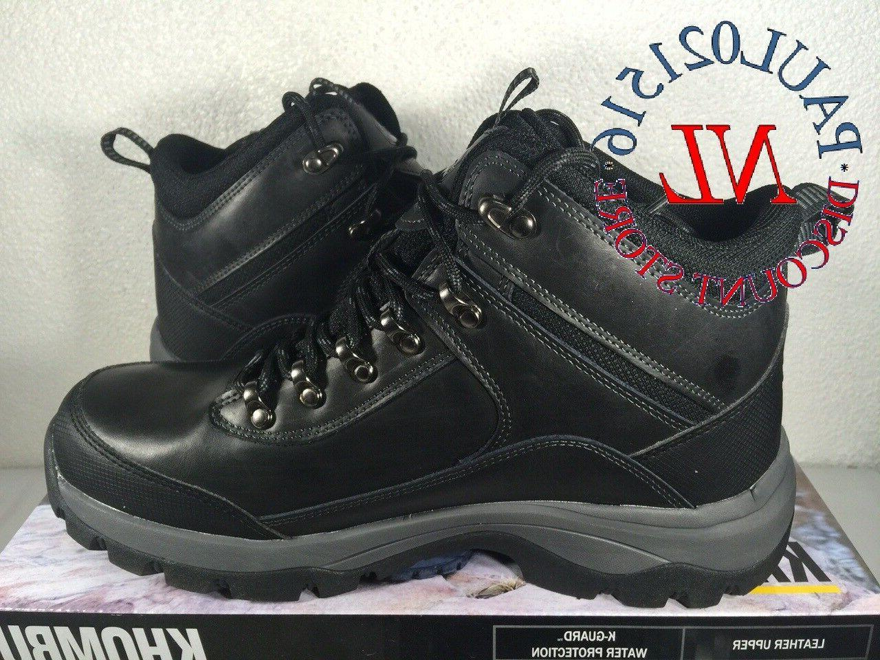 Khombu Summit Hiking Boots ~ Condition !