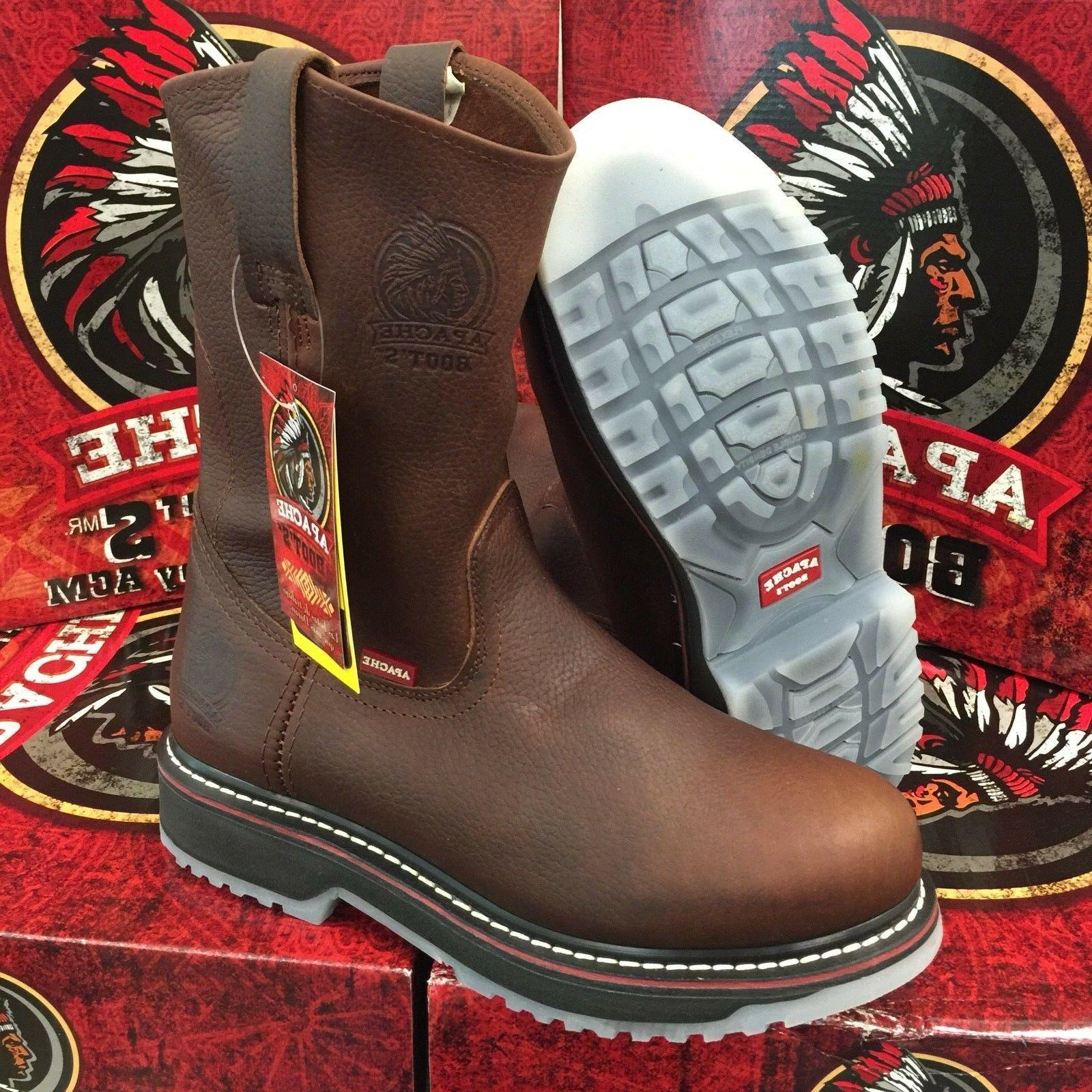 MEN'S BOOTS LEATHER COWBOY ON BOOTS