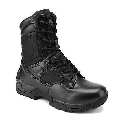 Men's Boots Combat Bootie