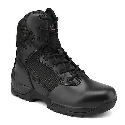 Men's Military Boots Hiking Bootie