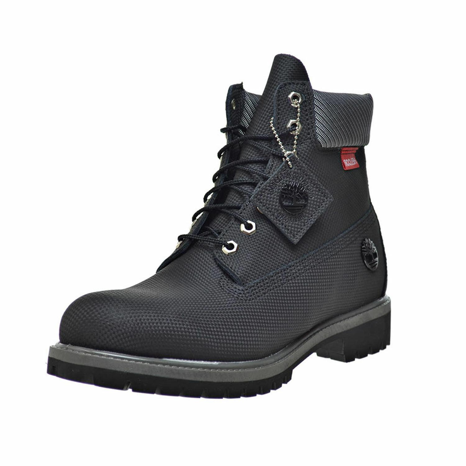 TIMBERLAND MENS HELCOR® BLACK BOOTS