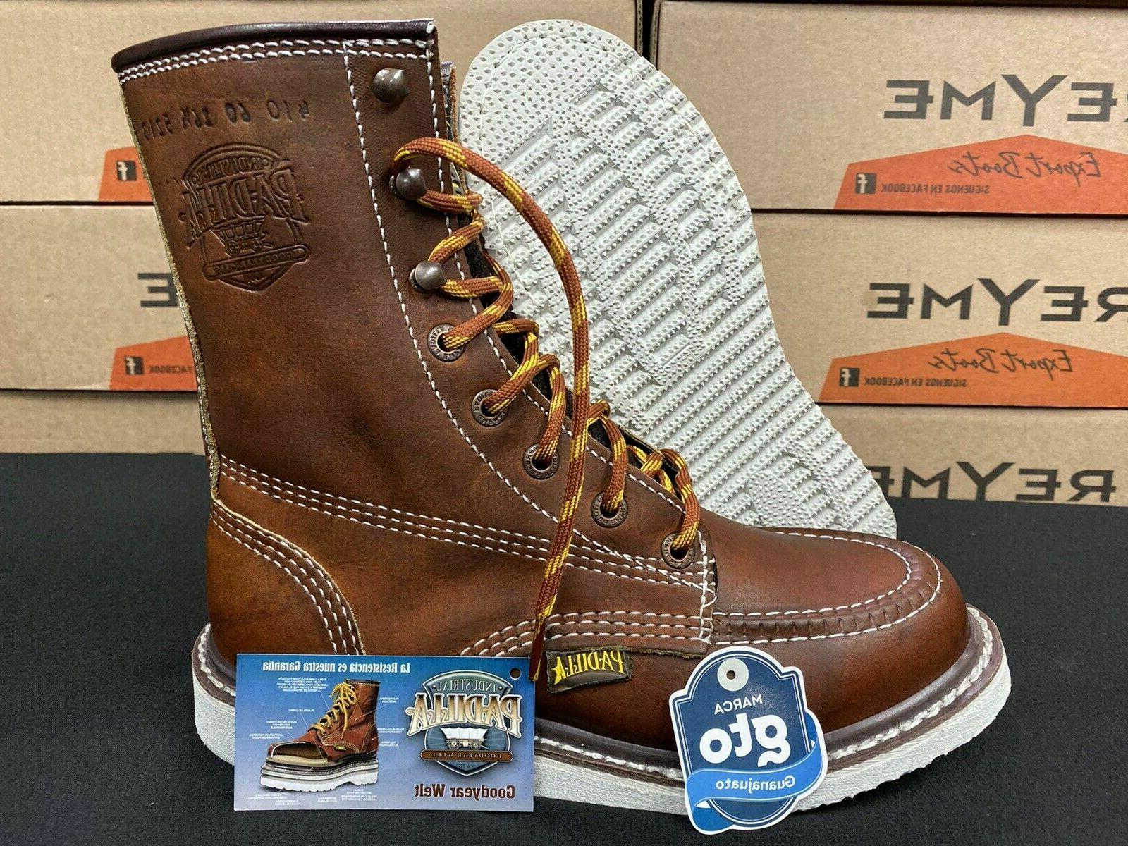 Toe Safety Resistant Boots