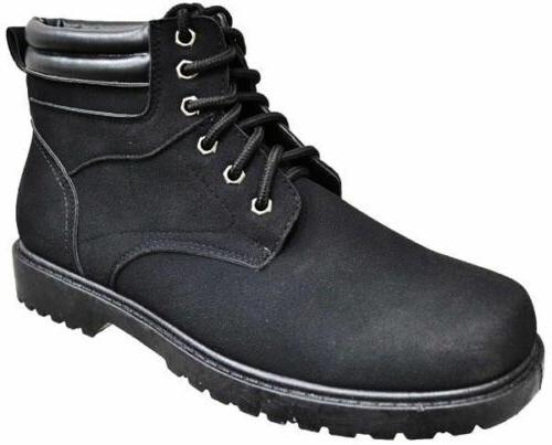 RIKO MENS BOOTS COLOR BLACK SUEDE NEW IN BOX! FREE FAST SHIP