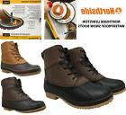 Mens Snow Boots Waterproof Winter Insulated Boots Northside
