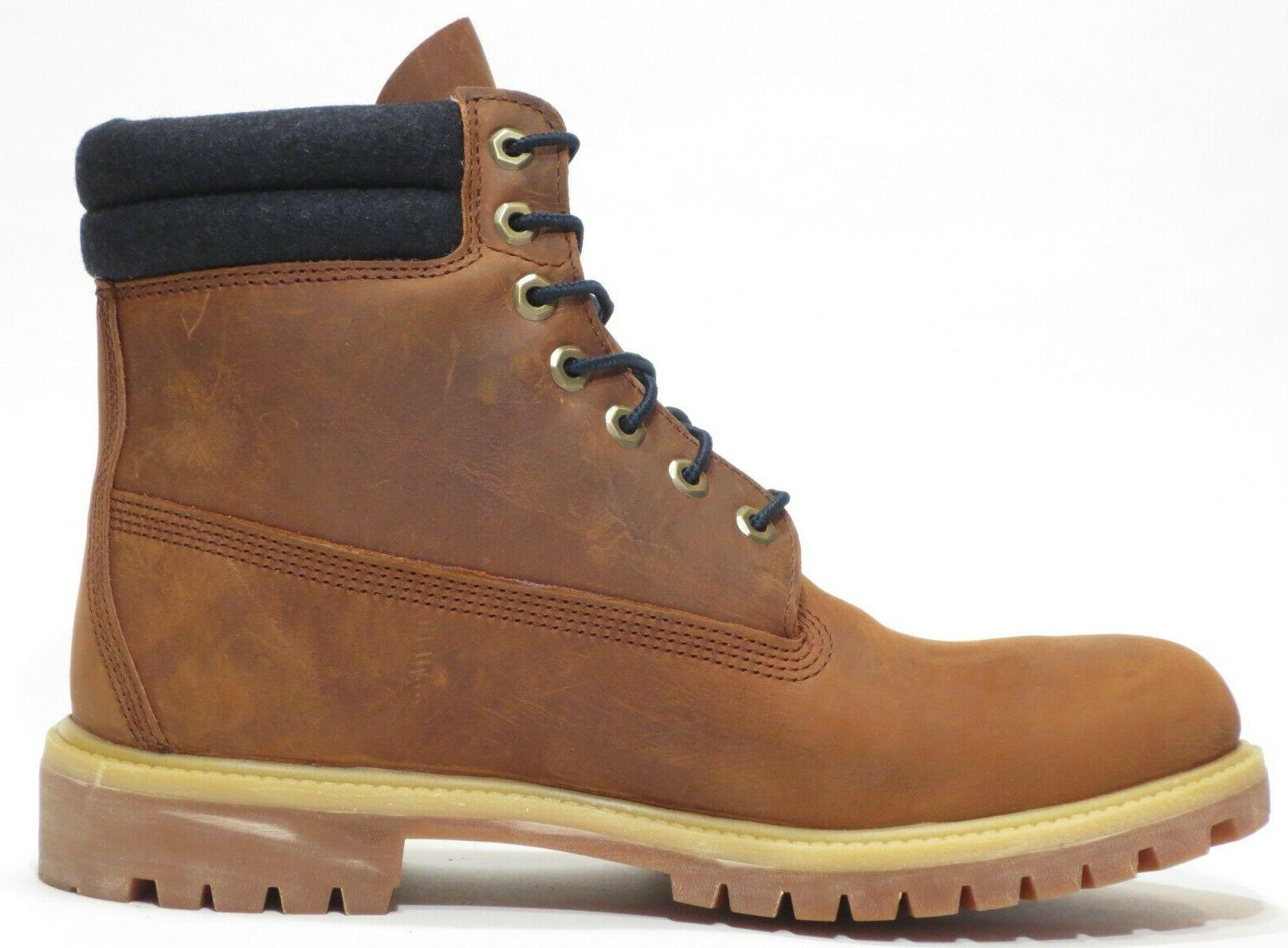 Timberland Inch Double Premium Leather Work A1QZJ