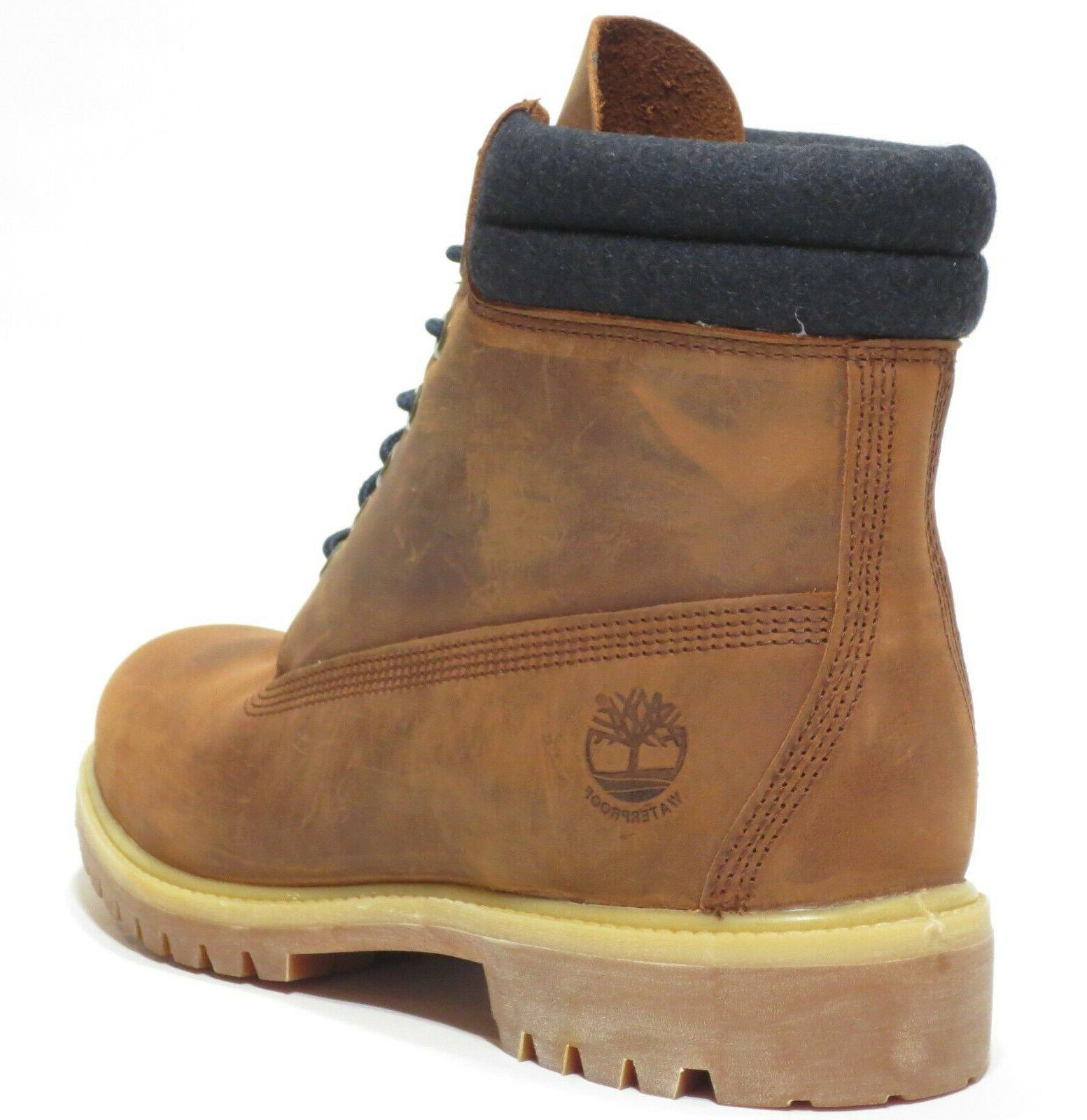 Timberland Mens Leather Work A1QZJ