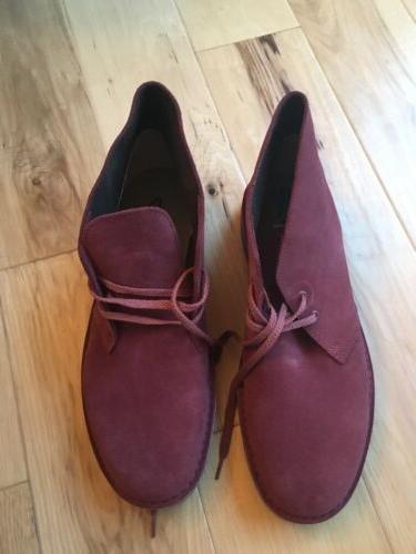 Mens Desert - Shoes Red