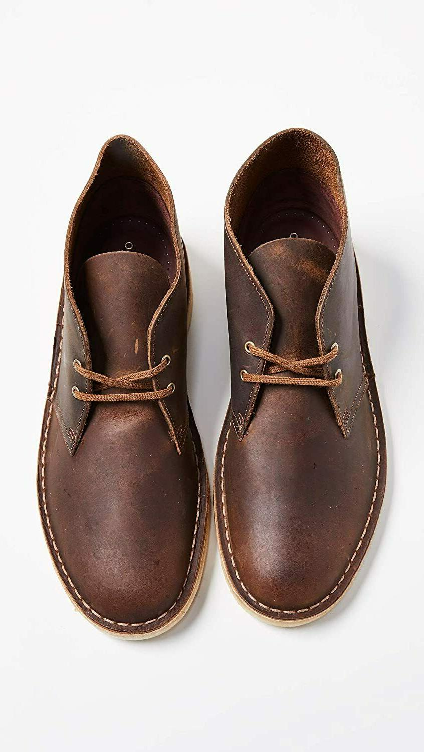 Mens - Beeswax Leather