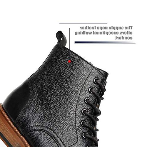 La Mens Boots Toe up Casual Comfortable Boots