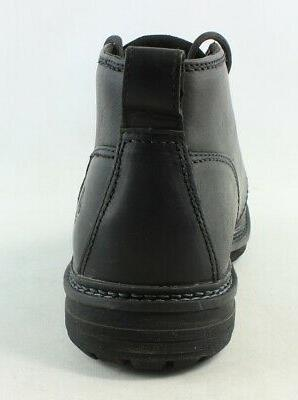 Timberland Mens Black Ankle Boots