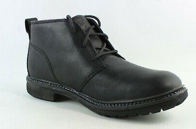 Timberland Black Full Grain Ankle Size