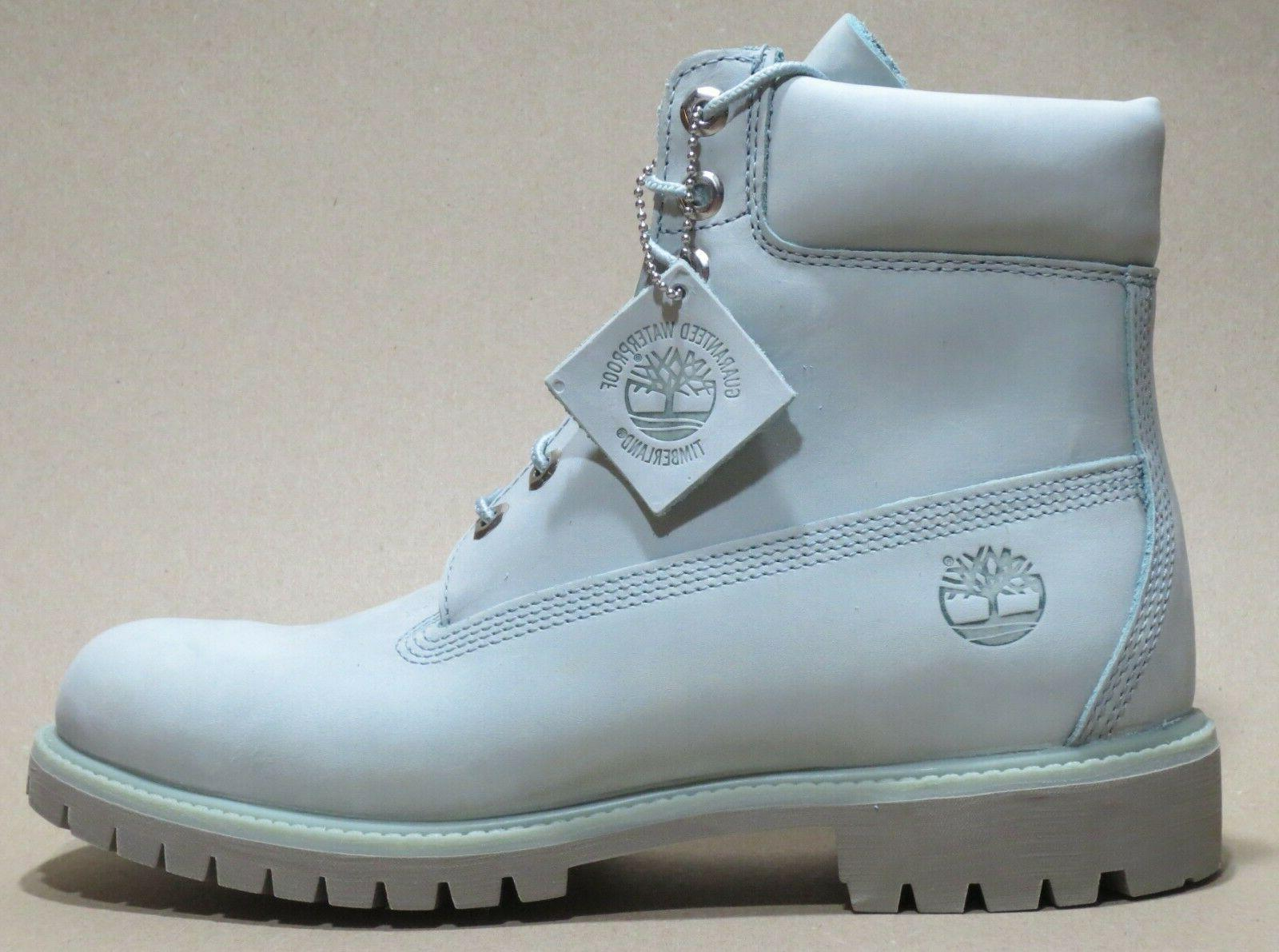 Timberland Premium 6 inch Leather Boots Dust A1OGW