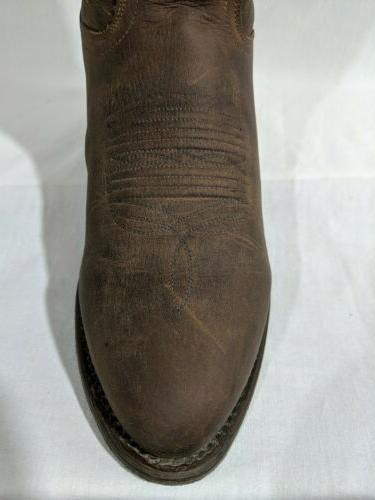 Dan Post Mignon Boots Stitch Bay Apache
