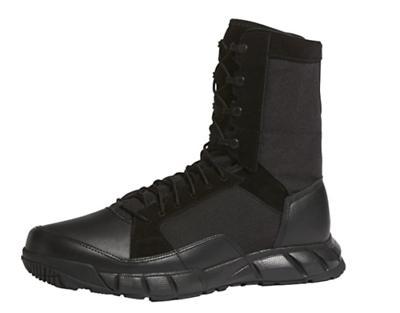 mens si light patrol boots blackout