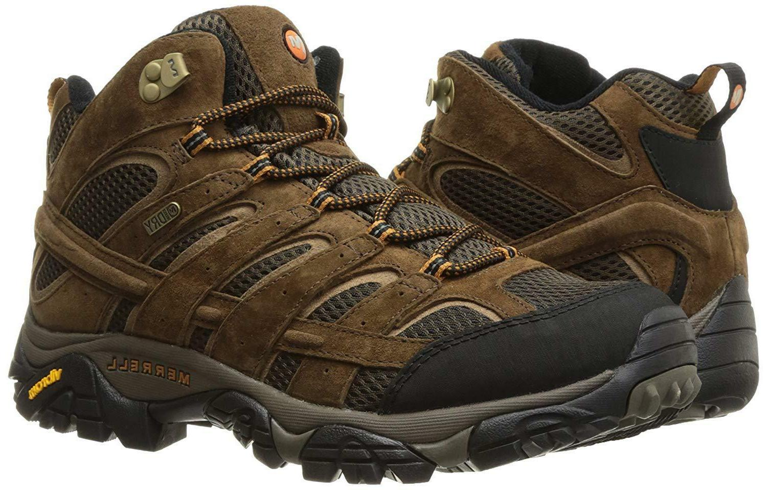 Merrell 2 Mid Waterproof