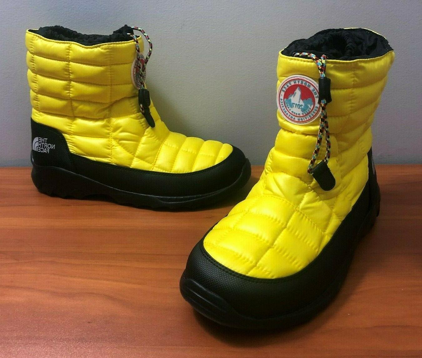 NEW 2017 FACE THERMOBALL BOOTIE II EXPEDITION ANTARCTICA