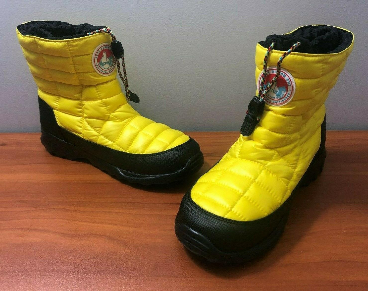 NEW FACE THERMOBALL BOOTIE ANTARCTICA