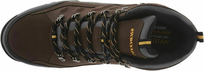 *NEW* Skechers Men's Relment Pelmo Chukka - Size - 3A 3016
