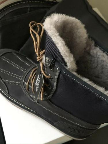 NIB UGG AVALANCHE BUTTE boots 9 blue msrp 1098490