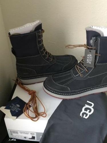 nib mens avalanche butte boots size 9