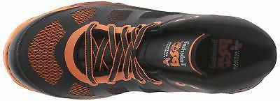 Timberland PRO Velocity Alloy Safety Indust Orange Boots