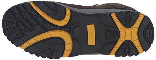 Skechers Men's Chukka Boot,Khaki,13 M US
