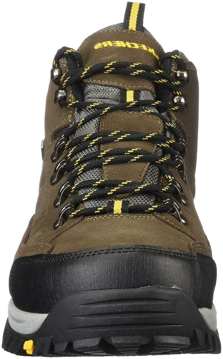 Skechers Relment Pelmo Chukka Waterproof Boot