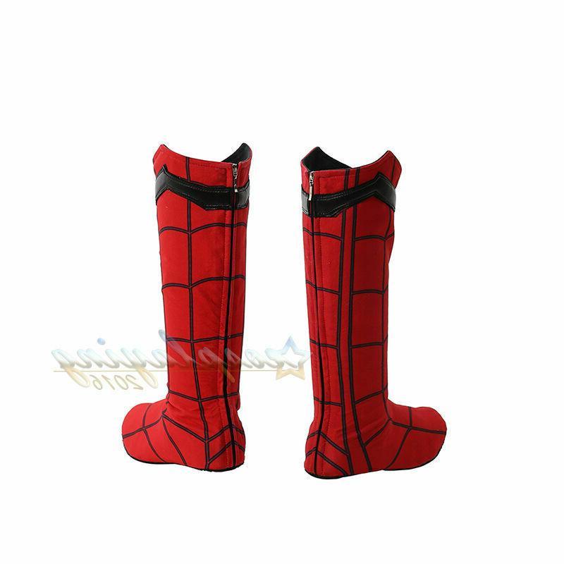 Spider-man Cosplay Custom Sole