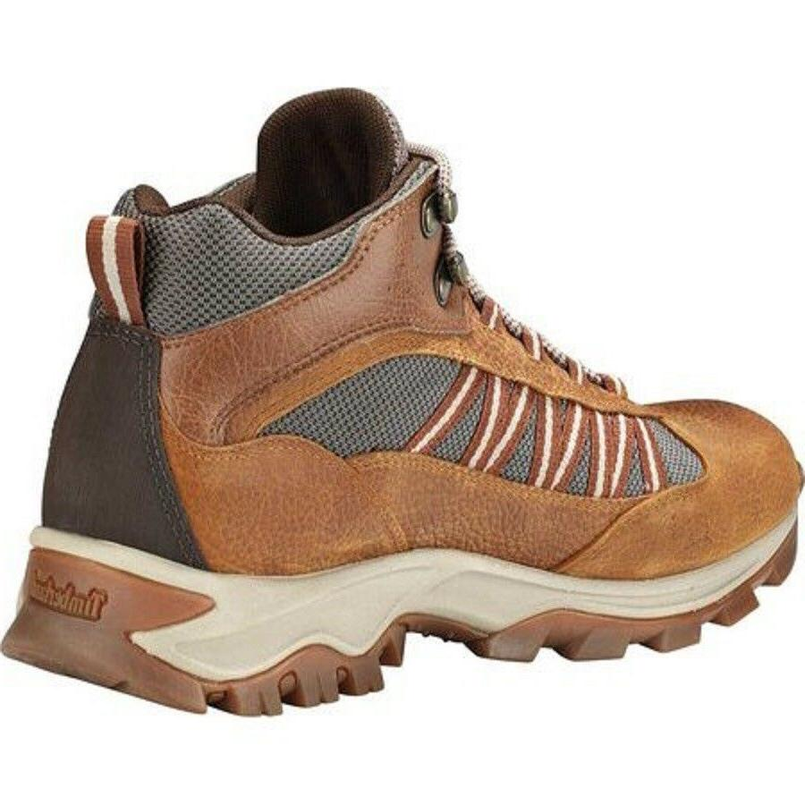 TIMBERLAND TB0A1L4K230 MADDSEN Mn's LT Leather Waterproof