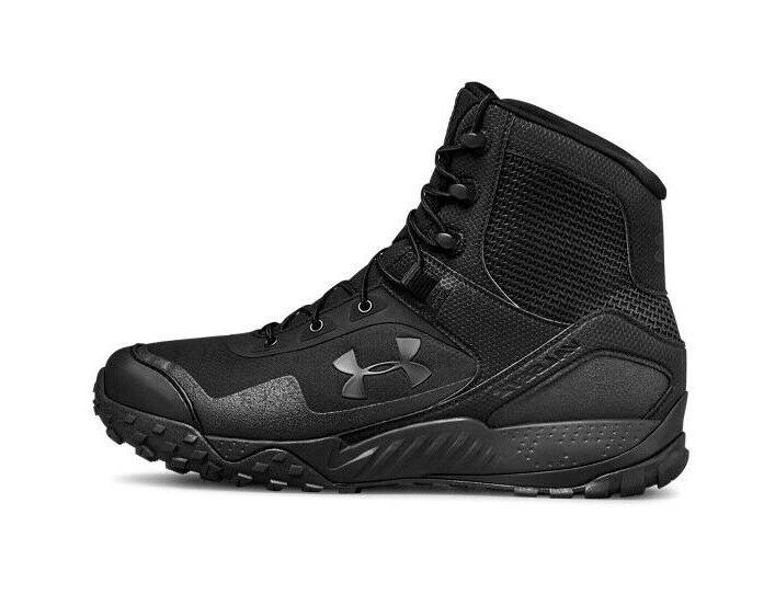 Under RTS 1.5 Black Boots