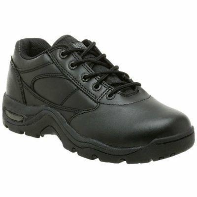 Magnum Viper Low Slip Resistant Black Leather