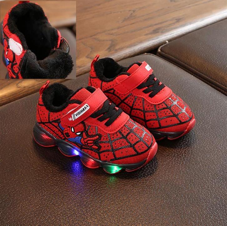 Sneakers Children Loop Fashion Girls Children's