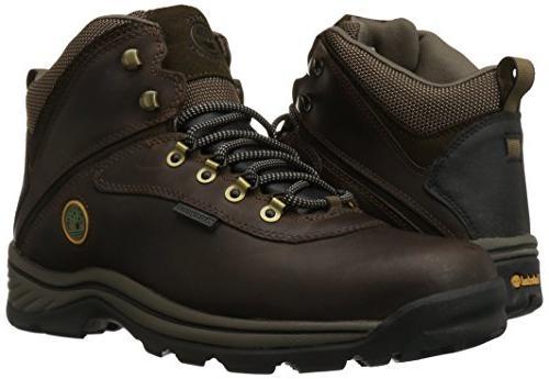 Timberland Waterproof Boot,Dark Brown,10 M US