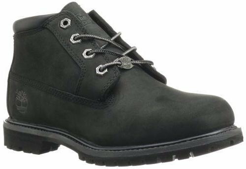 Women's Shoe Timberland Nellie Waterproof Lace Up Chukka 233