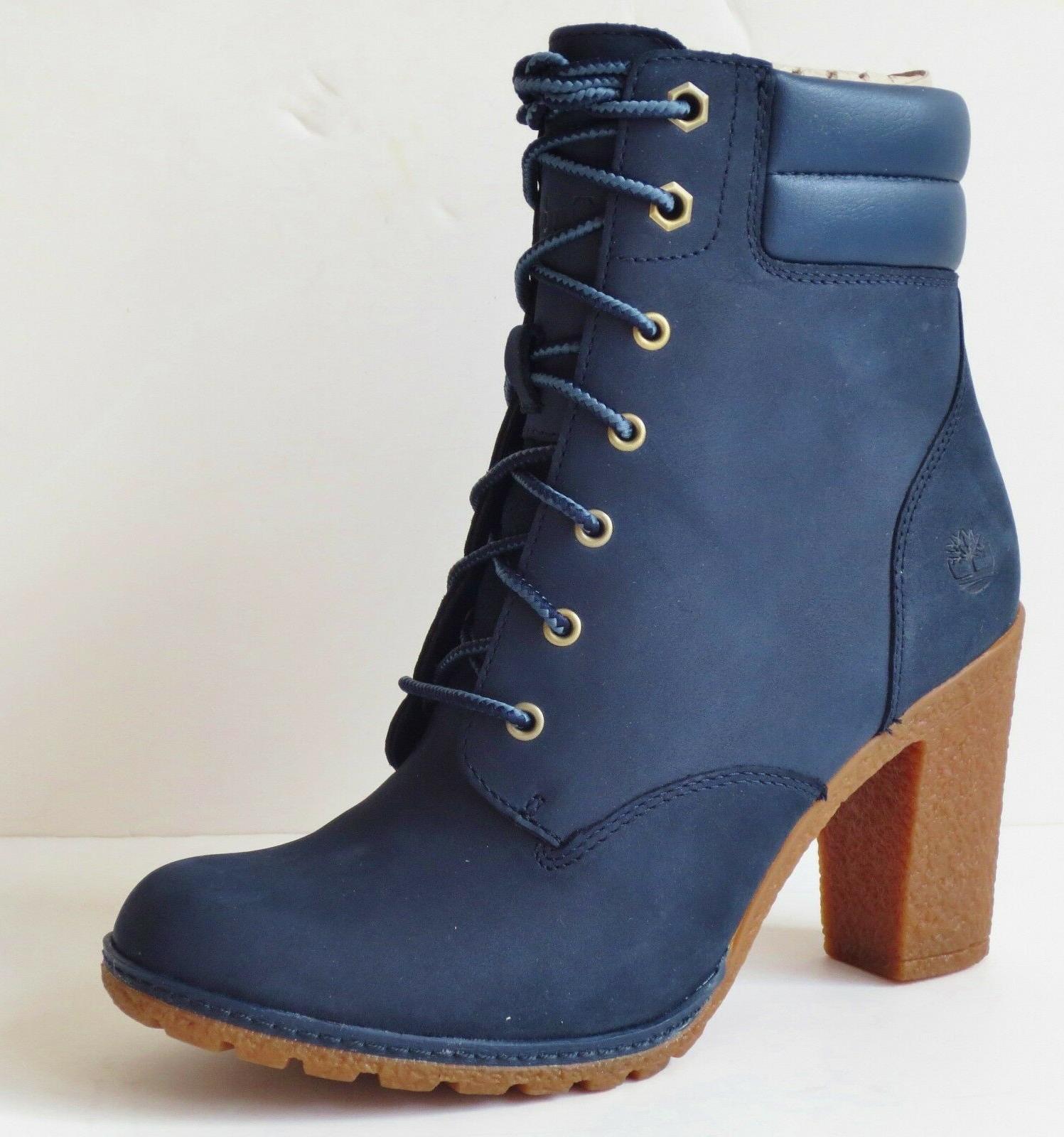 women s tillston high heel navy blue