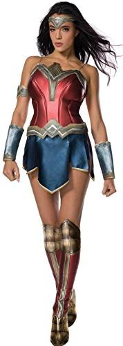 Secret Wishes Men's Wonder Woman, Wonder Woman , X-Small