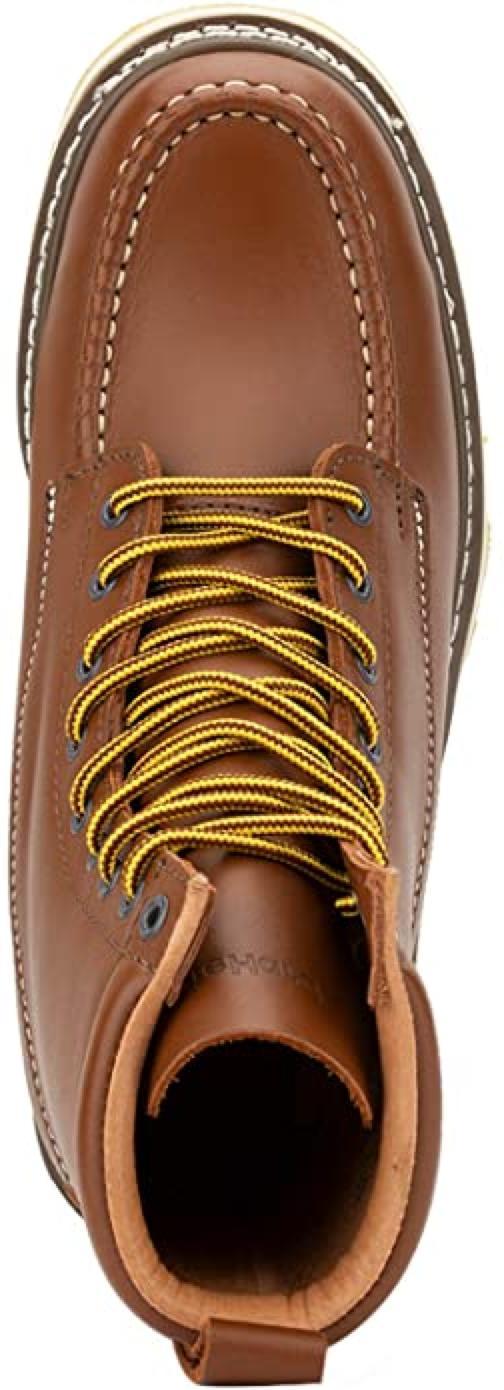 DieHard Work 6'' Toe Boots for