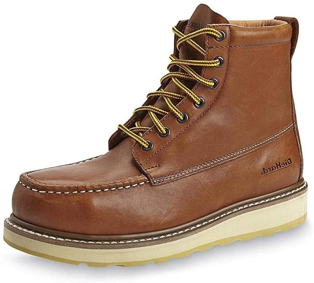 work boot men s 6 soft toe