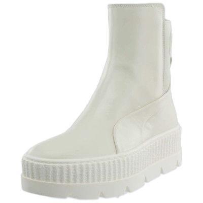 Puma x Fenty by Rihanna Chelsea Sneaker Boot - White - Women