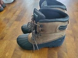 LAKE&TRAIL MENS BOOTS SIZE 12 thinsulate insulation NEW