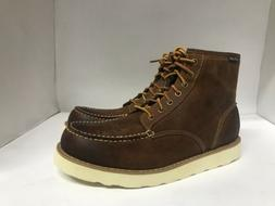 EastLand Lumber Up Leather Peanut Mens Boots Size 10 D