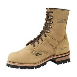 """AdTec Men's   1427 Logger Boots 9"""""""