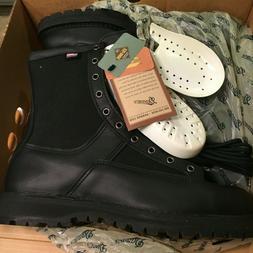 Men's and Women's Danner Acadia Black Uniform Duty Boots 212
