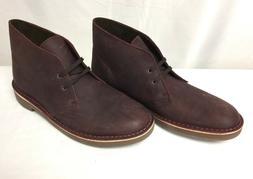 Clarks Men's Bushacre 2 Chukka Boots, Men's 7.5, 38383, New