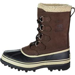 SOREL - Men's Caribou Shell Boot, Size: 7.5 D US, Color: Bru