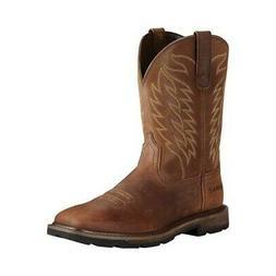 Ariat Men's   Groundbreaker Wide Square Toe Boot